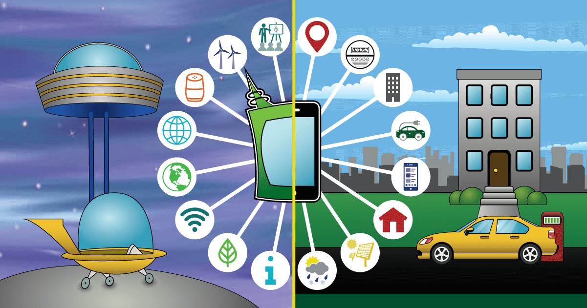 The Jetsons is Becoming a Reality in our Energy-Intensive World.
